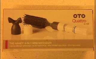 🚚 4-in-1 Mini Massager For Nose Bridge/Scalp/Multipoint/Spot