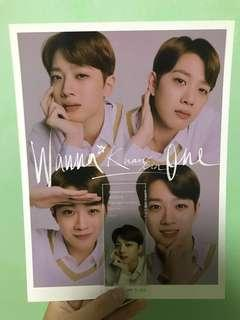 Wanna One Kuanlin Photo Essay