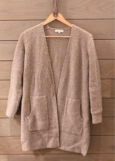 Madewell 100% wool cardigan