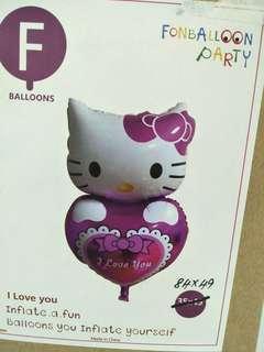 Hello Kitty 84/49 foil balloon