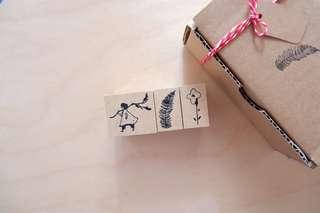 Yamadoro Rubber Stamp