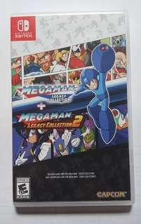 First Come First Served Megaman Legacy Collection