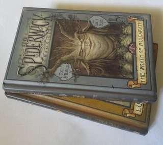 The Spiderwick Chronicles - The Wrath of Mulgarath & Lucinda's Secret