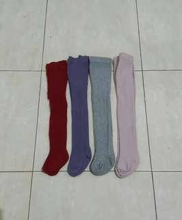 4pcs Legging Bayi Import