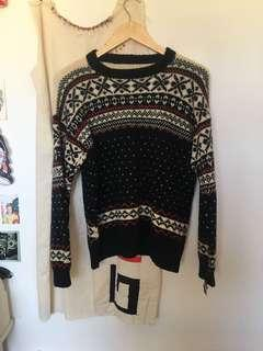 VINTAGE SWEATER/JUMPER