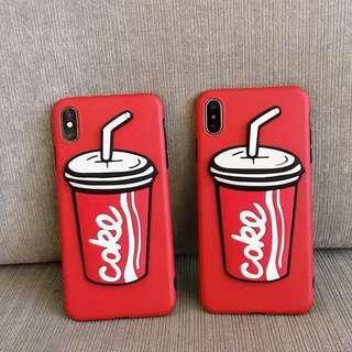 """🚚 [PO] """"Coke"""" Iphone Cover"""