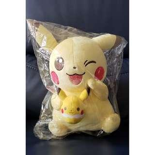 日本比卡超Pokemon 公仔 全新 有牌 可面交或郵寄