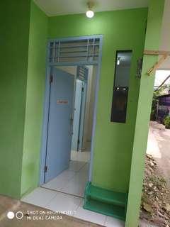 Rumah Di Kontrakan Daerah Jagakarsa, Jakarta Selatan.