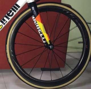 Zipp 303/404 *TRACK* wheelset