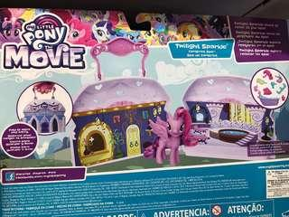 My little pony twilight sparkle 小馬寶莉玩具箱
