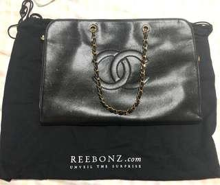 Authentic Chanel Chain Bag