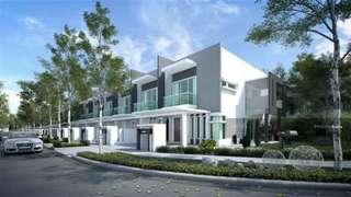New Townships Affordable Double Storey Terrance House