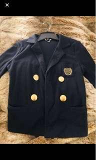 Nautical blazer