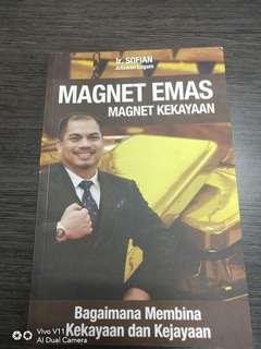 Magnet Emas Magnet Kekayaan