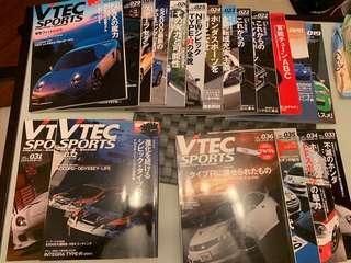Vtec sport 曰本汽車雜誌