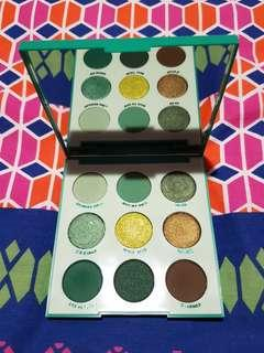 Colourpop Just my Luck palette