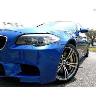 BMW M5 Sedan 4.4 Auto