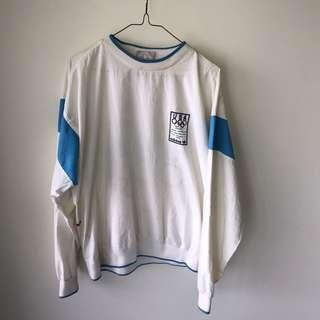 Vintage adidas 1988 Olympic Pullover USA