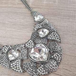 Silver style Necklace