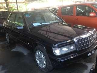 Mercedes benz E190