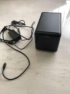 Drobo backup solution. Generation 2. USB/FireWire