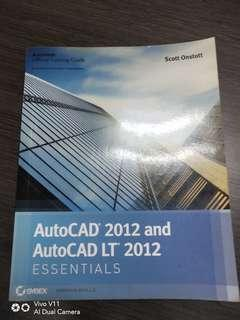 Autocad 2012 and Autocad LT 2012 essential by Sybex