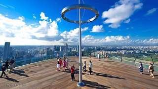 Marina Bay Sands Observation Deck