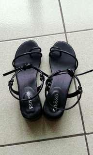 🚚 綁帶涼鞋