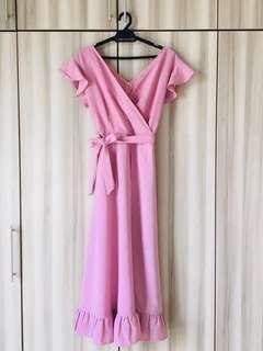 YFS Pink Dress