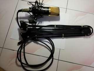 Microphone bm-700