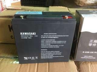 川崎電池(加強版)