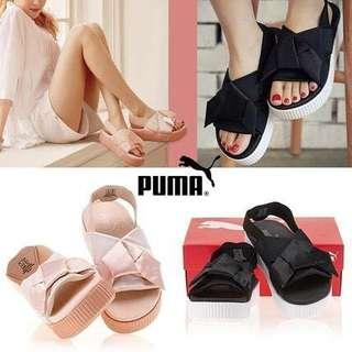 18428e663a76 Puma x Hyuna PLATFORM SLIDE WNS K Sandal Shoes