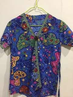 Abstract Batik