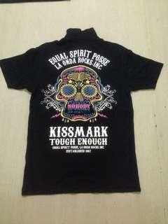 T-shirt Kolar KISS MARK