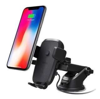 Iottie Easy One Touch Wireless Fast Charging Mount
