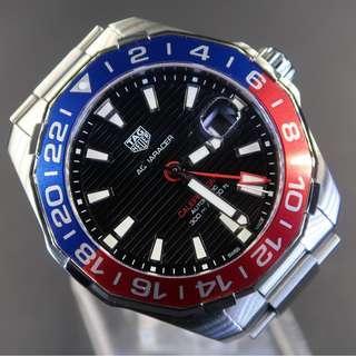Pre Owned  Tag Heuer Aquaracer Calibre 7 WAY201F.BA0927