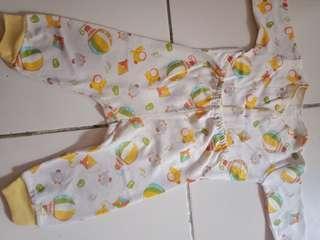 Baju bayi take all