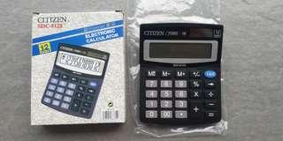 CITIZEN Calculator SDC-812ll