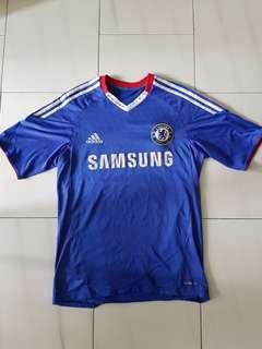 Chelsea 10/11 Home Jersey