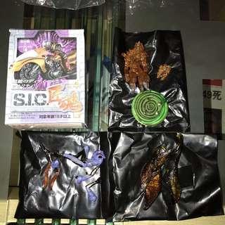 SIC s.i.c 匠魂Vol.4 閃電超人 原色版本