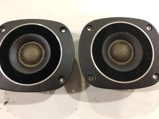 Fostex tweeter FT 28D ( speaker)