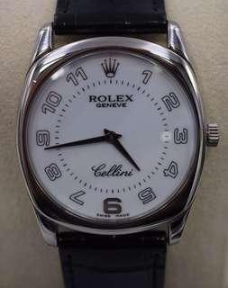 Rolex Cellini 4233 White Dial
