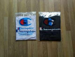Champion tee tshirt japan bnwt