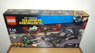 Lego DC Comics Super Heroes 76045 - Kryptonite Interception