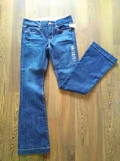 BNWT Gap 1969 Long & Lean Trousers Jeans