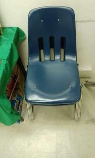 Used! Children chair x 5