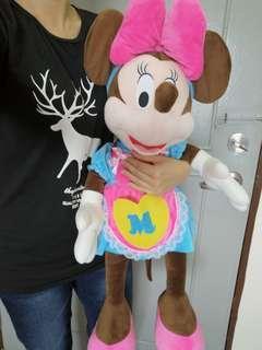 (75cm)Disney Minnie Mouse 迪士尼米妮娃娃