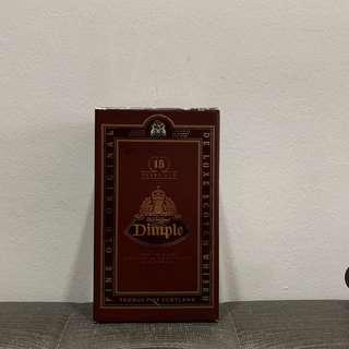 🚚 Dimple 15 Old Scotch Whisky