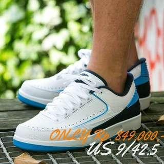 Sepatu Air Jordan 2 Retro NCU Original