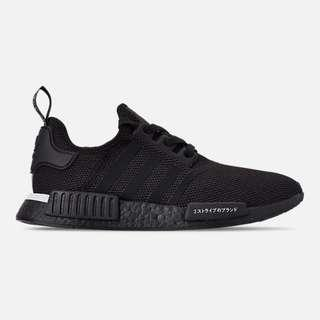 Authentic Adidas NMD R1 Japan Black 2019